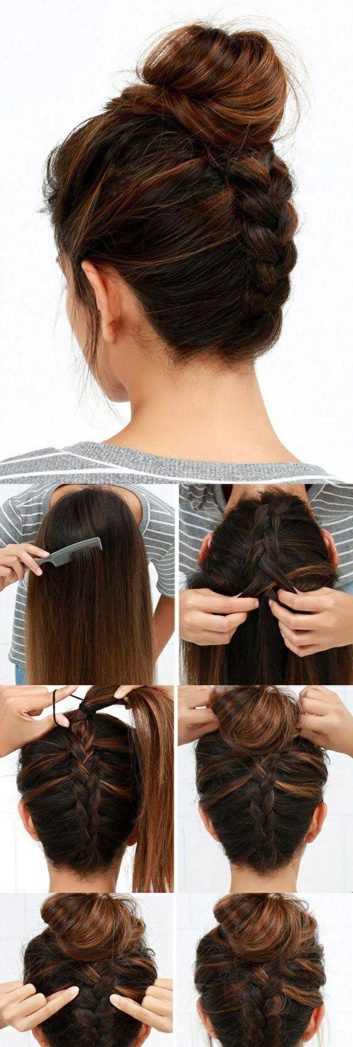 best frisuren images on pinterest hair dos color schemes and