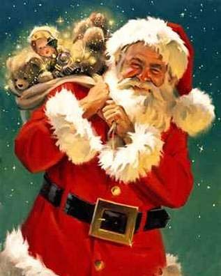 Be Santa Claus!