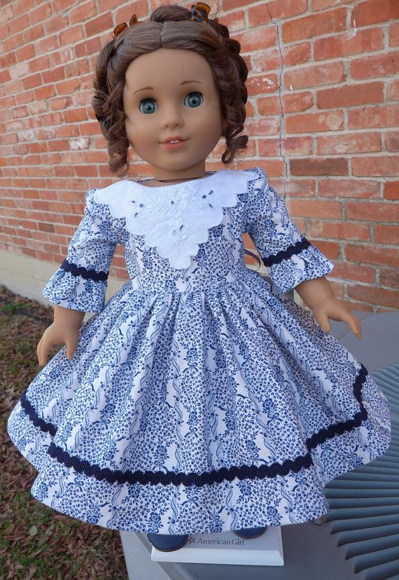 RESERVED LISTING 18 Doll Clothes Historical by Designed4Dolls, $29.95