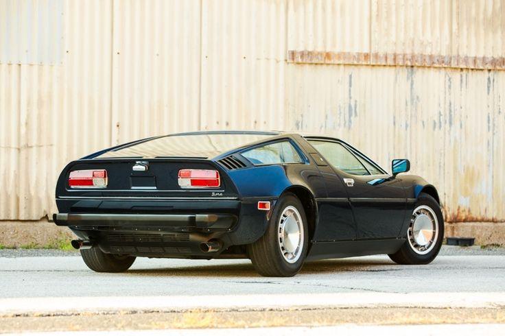 1975 Maserati Bora - 4.9L | Classic Driver Market
