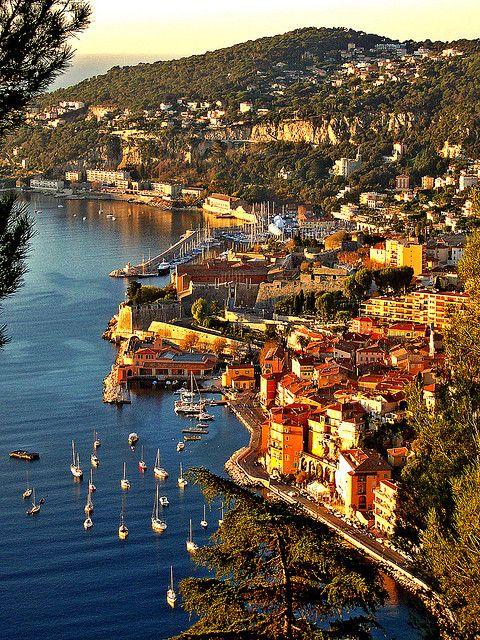 My MUST SEE place.  Monaco-French Riveria-Villafranche-sur-Mer