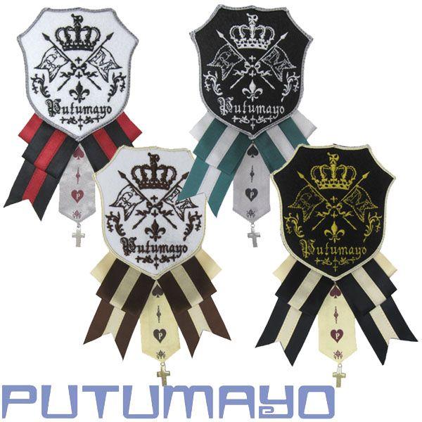 PUTUMAYO/プトマヨ 王冠紋章ロゼット