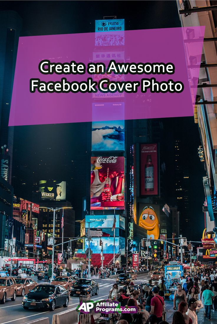 Learn three ways to use graphics and image editing tools to create Facebook cover photos you can be proud of. Plus, a free PSD template and guidelines for making the most of the picture!  #trafficgeneration #webtraffic #traffic