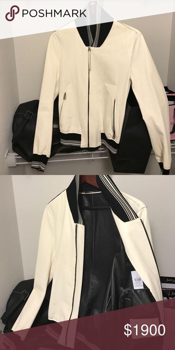 Dolce $ Gabana  jacket Once worn beauty ...designer Dolce & Gabbana Jackets & Coats Bomber & Varsity