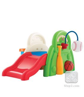 Sports-tastic Activity Center | Role Play | by Step2