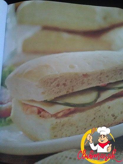 Resep Sandwich Organik, Hidangan Organik Ala Resto, Club Masak