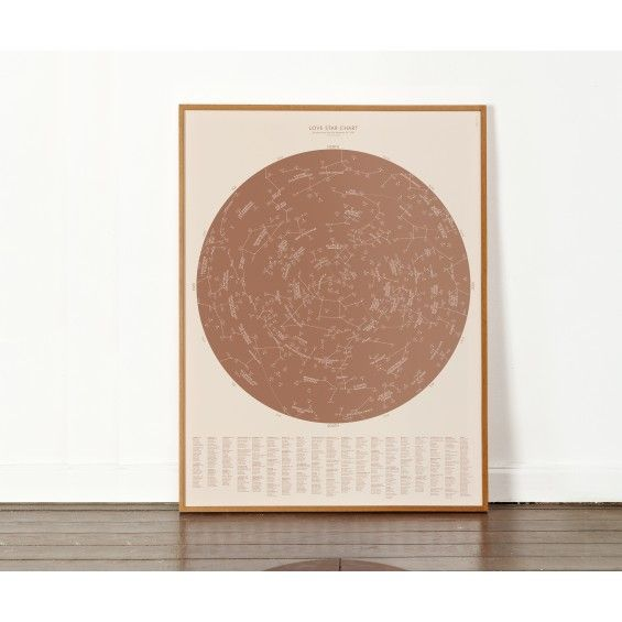Love Star Chart - Special Edition for BFI   Ohh Deer