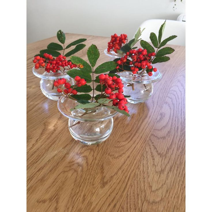 Litt høst på bordet