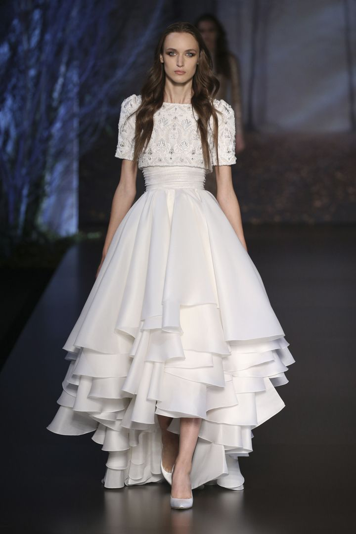 Ralph & Russo - Haute Couture Collection AW 15/16 - Ralph & Russo AW15 Look-7