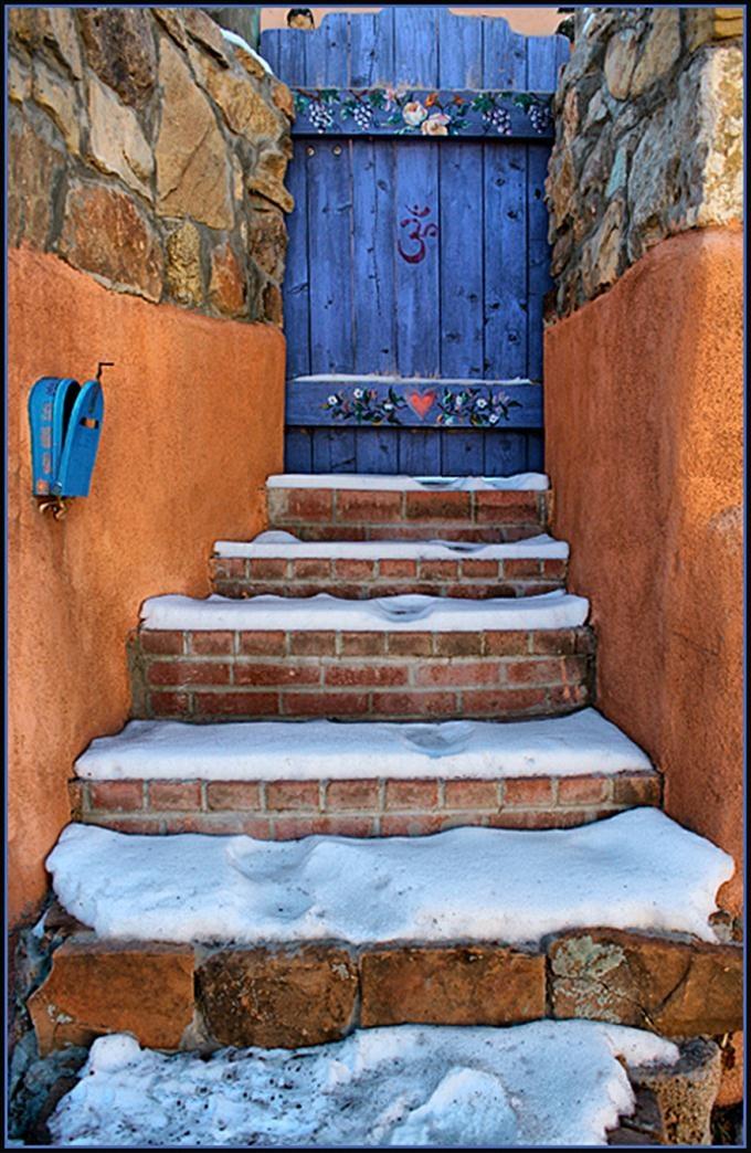Photo by Jean Higgins.  Love Santa Fe!