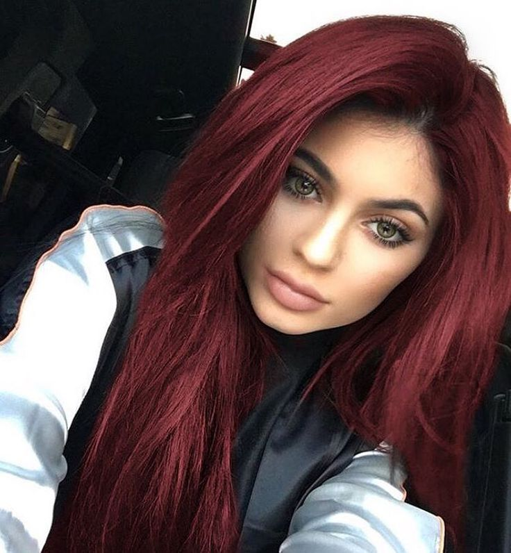 #kyliejenner red