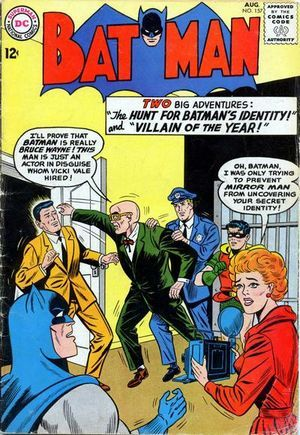 8 best batman 1963 images on pinterest batman comics comic book batman 157 aug 1963 fandeluxe Gallery
