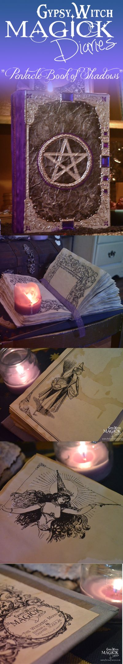 "I live for MAgic...I wouldn't call my magic spell book a book of shadows but rather ""a book of LIGHT"" <3 I love creating new spells & life isn't life without spell casting FUN and magic!"