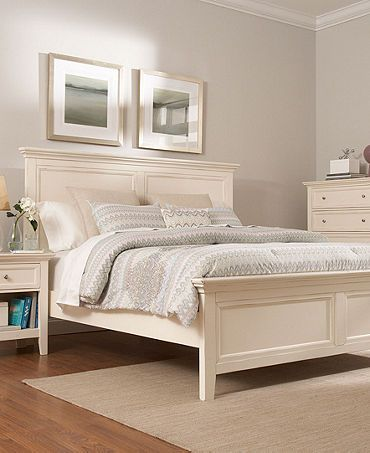 Sanibel Bedroom Furniture Collection At Macy S