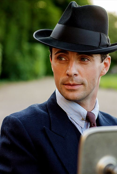 jodockerys:  Henry Talbot, Downton Abbey's Christmas Special 2015