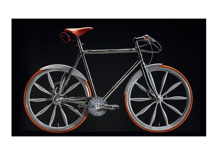Spyker Aeroblade Bike by Spyker & Koga