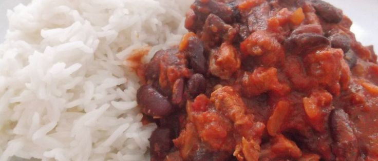 Leftover Roast Beef Chilli