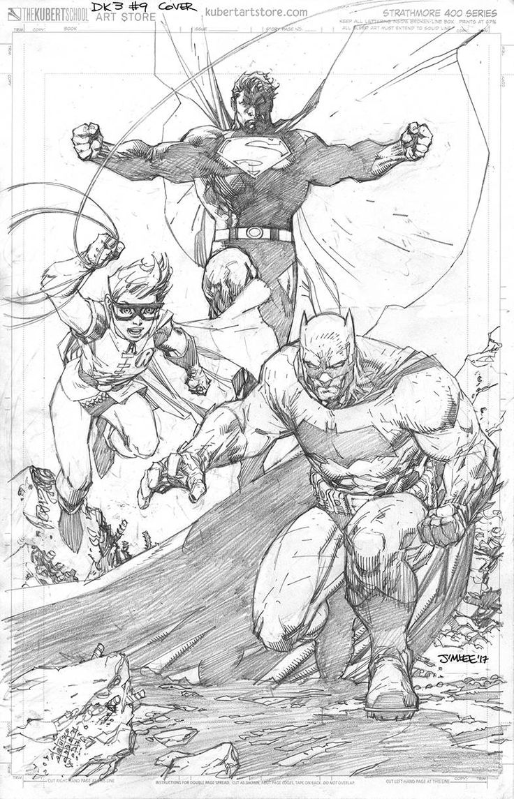 A Few DC Comics Covers For May, From Jim Lee, Nick Bradshaw, Gary Frank And Whilce Portacio
