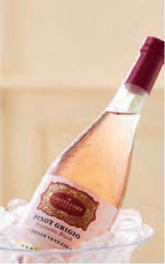 Pinot Grigio Frizzante Rose #AldiWishList