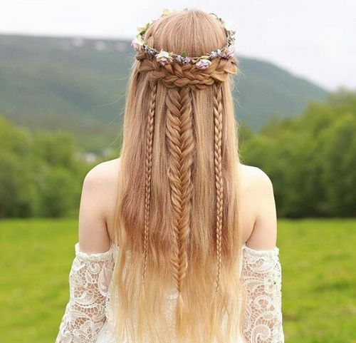 SailleEngla Delling's Hair images from the web