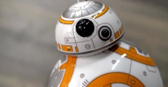 When the new Star Wars: The Force Awakens movie comes out in December, you won't be able to bring home a real-life spaceship or light saber, but you can buy your own BB-8 droid, thanks to a collaboration between Disney and robotics startup Sphero.