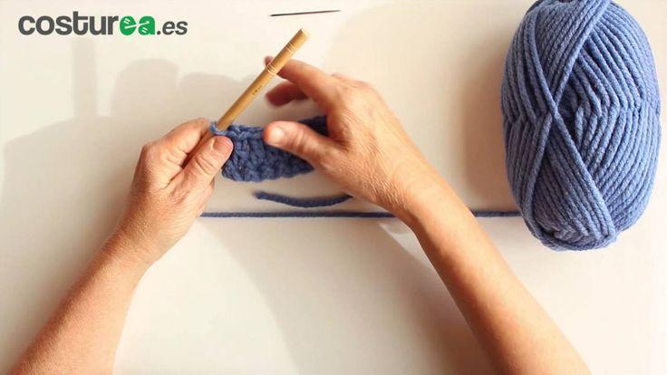 Aprende cómo hacer ganchillo fácil paso a paso.