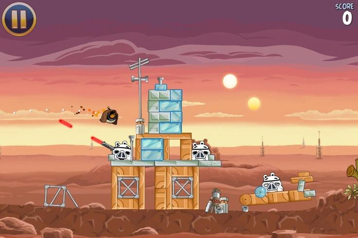 Angry Birds Star Wars czyli kolejna odsłona popularnej serii, tym razem w uniwersum Gwiezdnych Wojen. Gra nie rozczarowuje, z drugiej strony nie wnosi zbyt wiele do gatunku, ale i tak warto zagrać, choćby dla świńskiego Lorda Vadera :-)