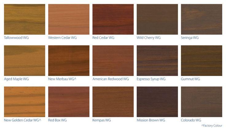 Wattyl red cedar decking stain house and garden ideas pinterest stains the run and decks - Wattyl exterior paint design ...