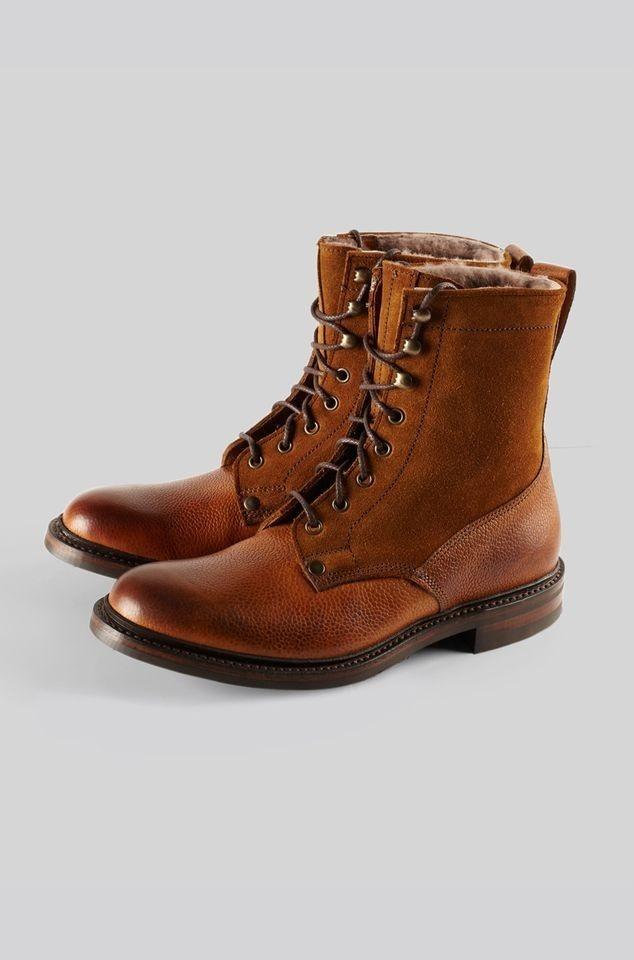 Cheaney Scott Derby Boot