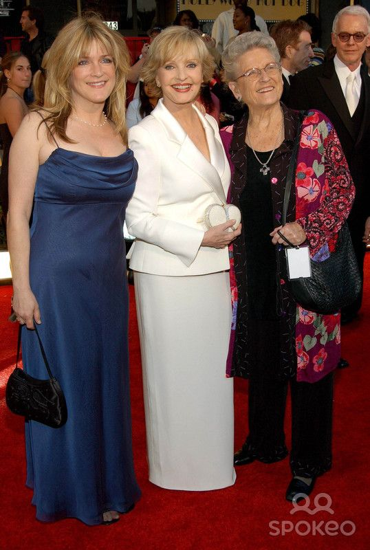 Abc's 50th Anniversary Special Celebration the Pantages Theatre, Hollywood, CA - Susan Olsen, Florence Henderson and Ann B Davis