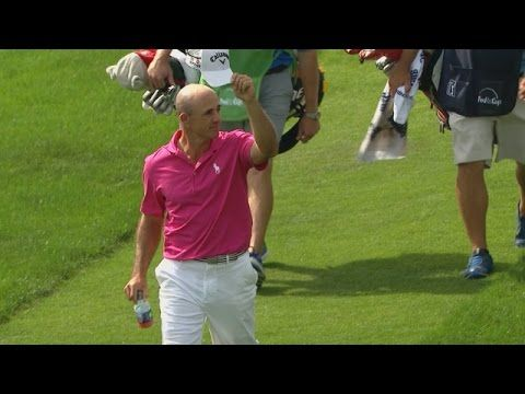 Jonathan Byrd's hole-in-one on No. 15 at the 2015 Valspar Championship #golf #PGATour #ace #HoleinOneMY