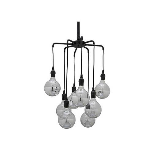 Ocelot pendant lamp black