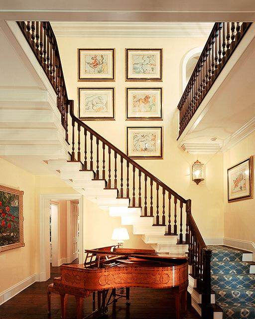 Classic Entrance Halls 10 Best: 91 Best Entryways And Foyers Images On Pinterest