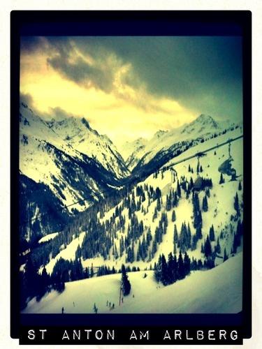 Fond memories of Skiing, Snowboarding & Sledging in St Anton am Arlberg.