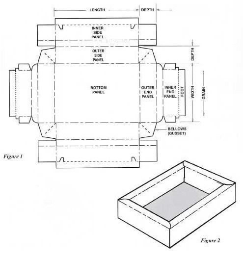 471 best Craft: Paper box, pvc case, basket, envelope