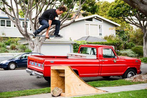 skate ramp | Guy Mariano, 360 Saran