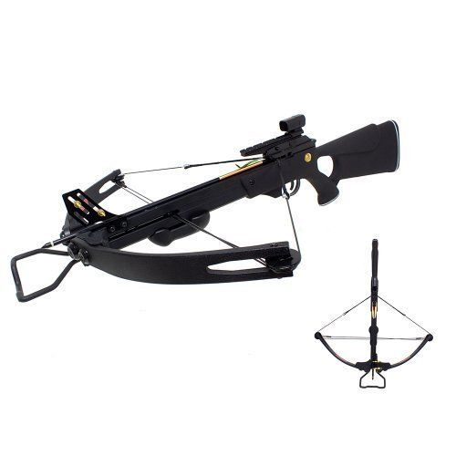 150 lbs Panther Compound Crossbow - Black