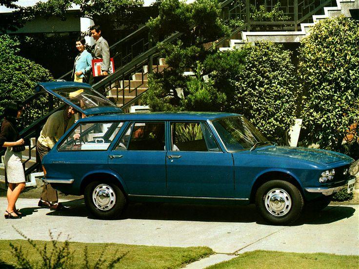 Mazda Luce Wagon 1966 72