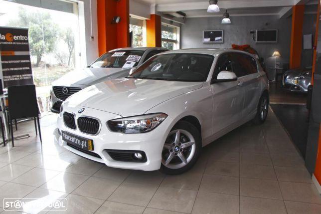 BMW 116 d edynamics advantage preços usados