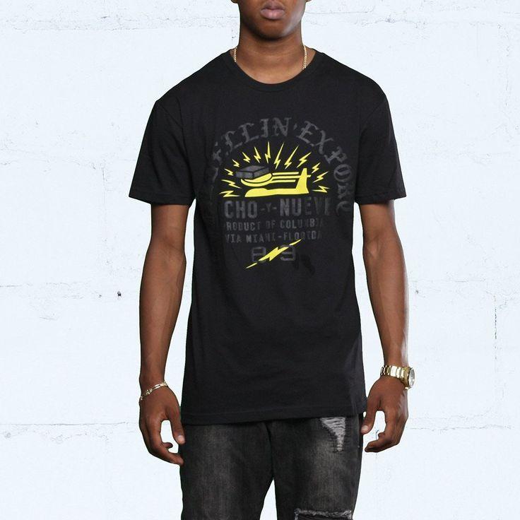 Optic Yellow Foamposite T Shirt