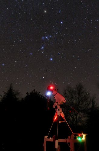 amateur astronomers in d c area