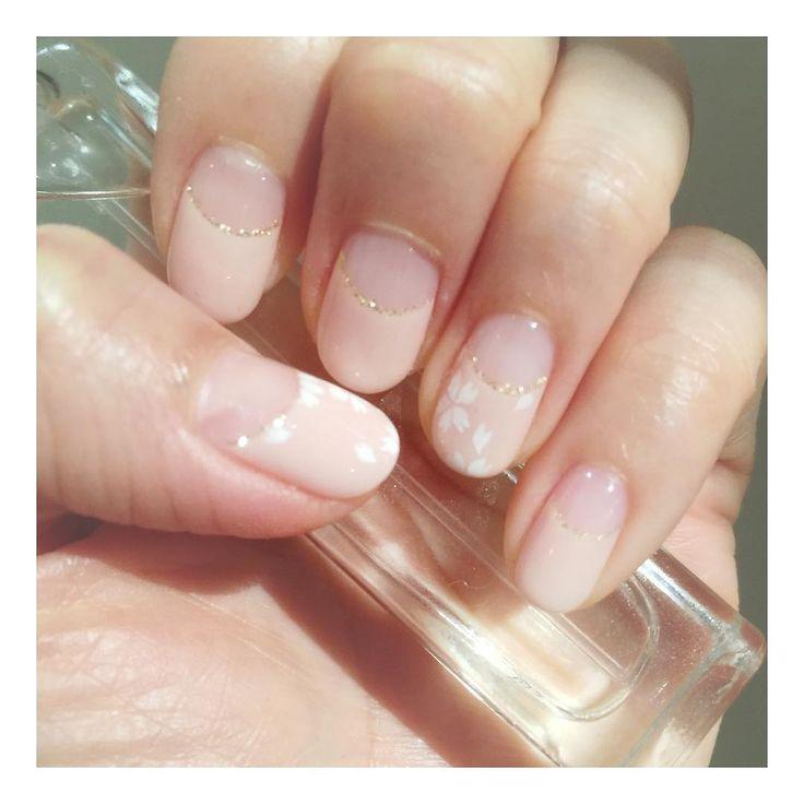 Halve maan manicure - inspiratie en tips | EstheticHealth