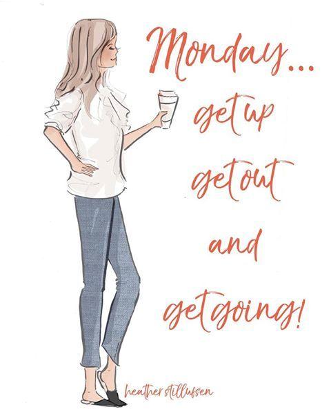 Monday 💖