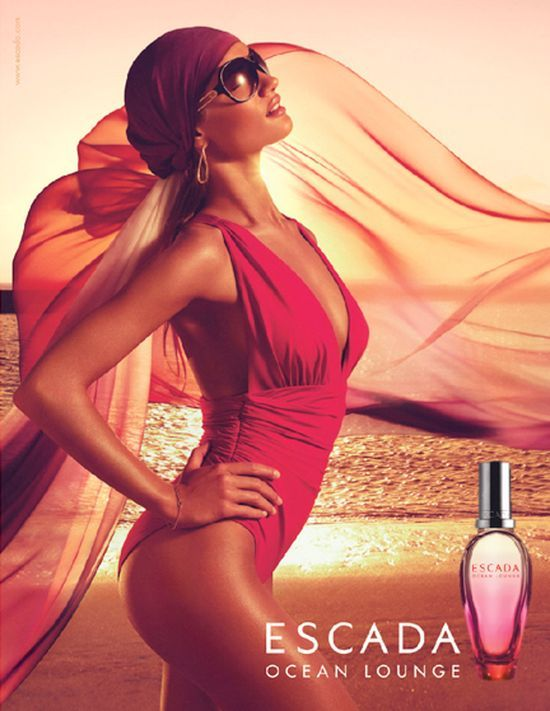 Escada Ocean Lounge... second favorite fragrance by this name. First favorite is Pacific Paradise.