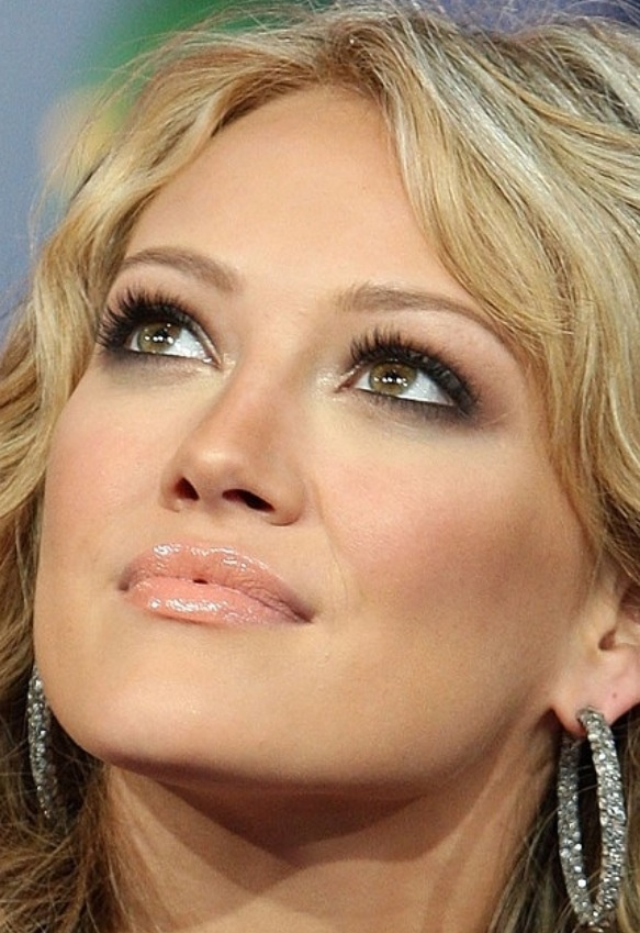 hilary duff makeup tutorial - photo #36