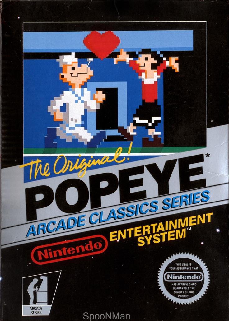 Popeye (Nintendo Entertainment System)