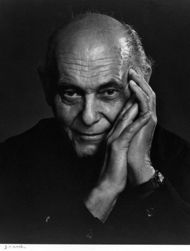 """GEORG SOLTI (October 21, 1912-September 5, 1997) One of the most recorded conductors in history (31 Grammy Awards, an all-time record) and known for, among other things, restoring and establishing the famous Chicago Symphony """"sound."""" I was privileged to solo under him in the early 80's with the Los Angeles Philharmonic singing, Haydn's Pauken Messe."""
