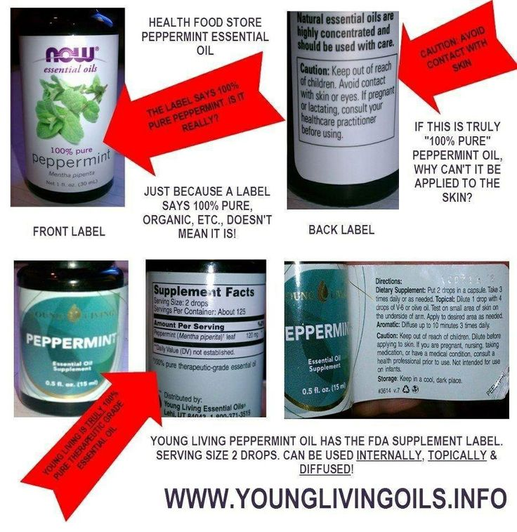 What S A Good All Natural Essential Oil For Stomach Ache