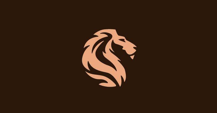 Diseño de logos de leones