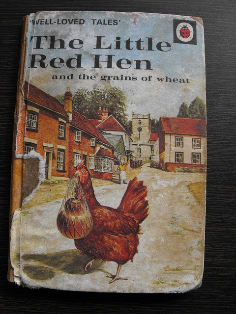 The little red henFavorite Quotes